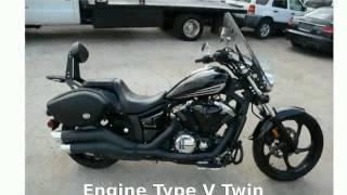 6. 2011 Yamaha Stryker Base Details, Info