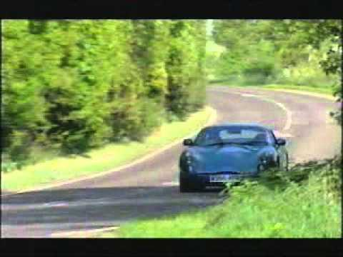 Top Gear test of the TVR Tuscan