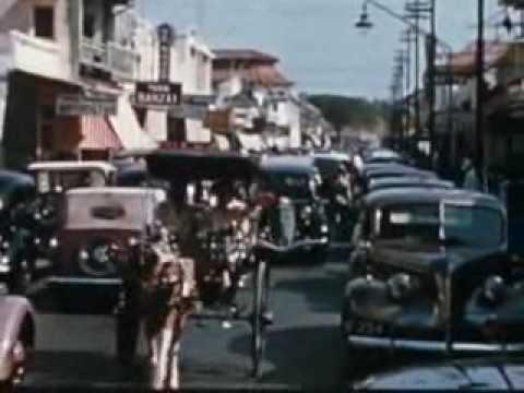 JAKARTA (batavia) INDONESIA Tahun 1941