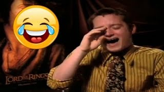 Video Top 10 Celebs ★ Who Can't Stop Laughing MP3, 3GP, MP4, WEBM, AVI, FLV April 2018
