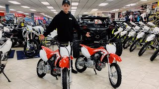 5. BOUGHT A BRAND NEW 2019 CRF110F PITBIKE!!