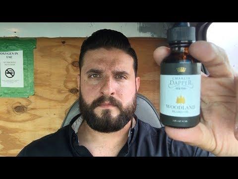 Charlie Dapper Beard Oil Review