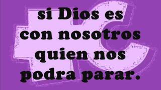Nuestro Dios - Danny Diaz (letra) (our God- Chris Tomlin)