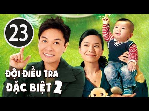 Đội điều tra đặc biệt II 23/25 (tiếng Việt); DV chính: Quách Tấn An , Quách Thiện Ni; TVB/2009 - Thời lượng: 44 phút.
