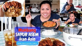 Video #MUKBANG Sayur asem #Tempe bumbu ungkep Nikmatnya tak tertandingi MP3, 3GP, MP4, WEBM, AVI, FLV November 2018