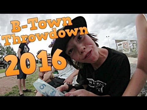B-Town Throwdown 2016