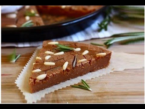 castagnaccio rivisitato - ricetta