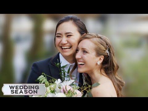 I Tried To Plan The Perfect Wedding (видео)