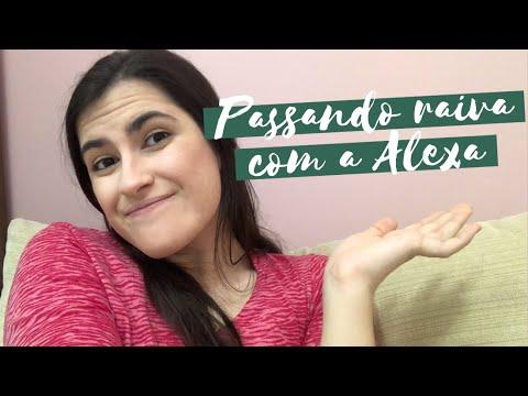 TESTEI A ALEXA E TERMINEI ALGUMAS LEITURAS