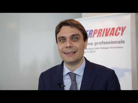 GDPR: accountability, intervista a Luca Bolognini durante il workshop del 24 maggio 2017 a Roma