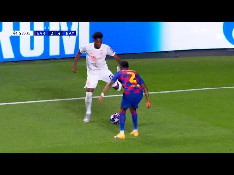 Alphonso Davies Destroying Barcelona HD 720p (14/08/2020)