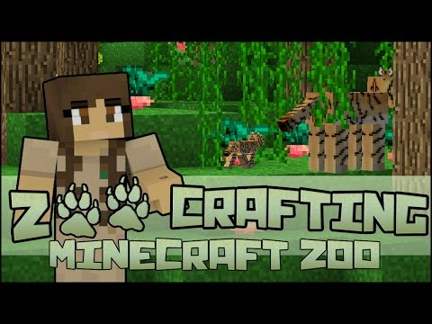 Our Zoo Building Dreams Begin!! 🐘 Zoo Crafting: Episode #1