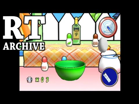 RTGame Archive:  Cooking Mama