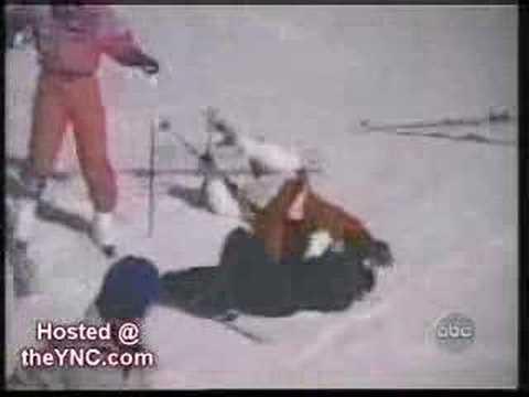 Saltos y Caídas sobre Nieve