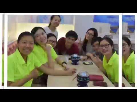 【2018海外青年英語服務營】活動紀錄片–教學花絮(南部)