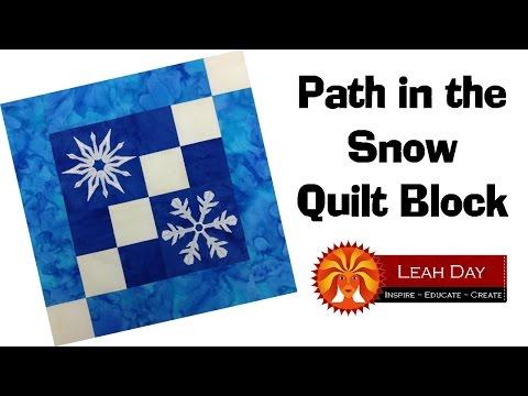 patchwork - blocco natalizio