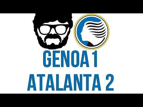 GENOA - ATALANTA 1-2 FINITO IL MAL DI TRASFERTA!