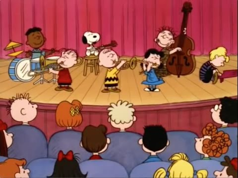 "Peanuts Gang Singing ""25 Or 6 To 4"" By: Chicago"