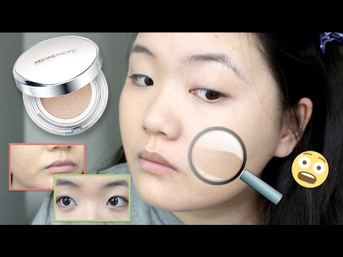 Video AmorePacific Color Control Cushion Compact Broad Spectrum SPF 50+ Review download in MP3, 3GP, MP4, WEBM, AVI, FLV January 2017
