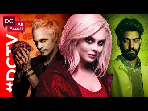 iZombie Exclusive Behind-the-Scenes Set Visit