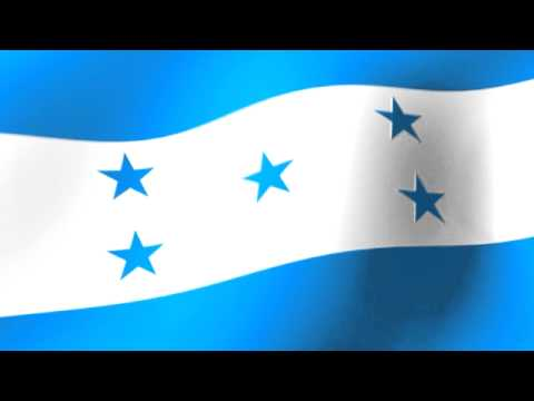 Flag of Honduras - Bandera de Honduras