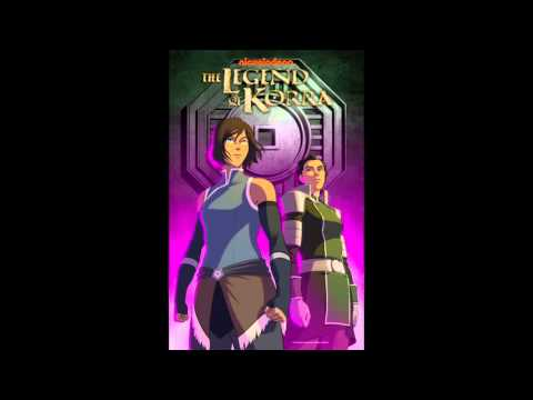 Destroy The Colossus - The Legend of Korra: Book 4 OST