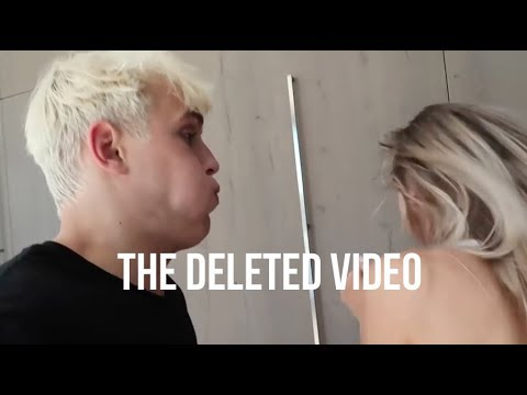Video Jake Paul Spits on Alissa Violet (Deleted Video) download in MP3, 3GP, MP4, WEBM, AVI, FLV January 2017