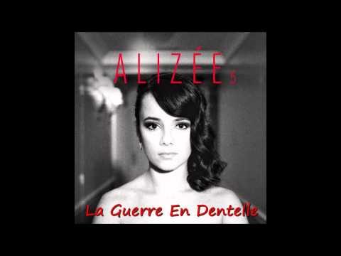 Tekst piosenki Alizée - La guerre en dentelle po polsku