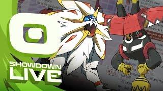 Pokemon Sun and Moon! Ubers Showdown Live w/PokeaimMD & TonyFlygon! STRUGGLING IN UBERS by PokeaimMD