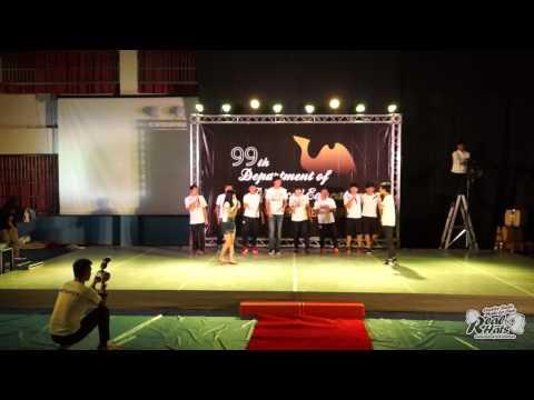 台體送舊晚會 體育系學弟妹表演 合唱及Breaking