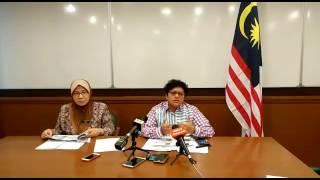 Sidang Media: Ke Arah Bantuan Guaman Lebih Efisien - Azalina Othman Said