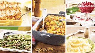 Top 5 Thanksgiving Side Dishes - Southern Living