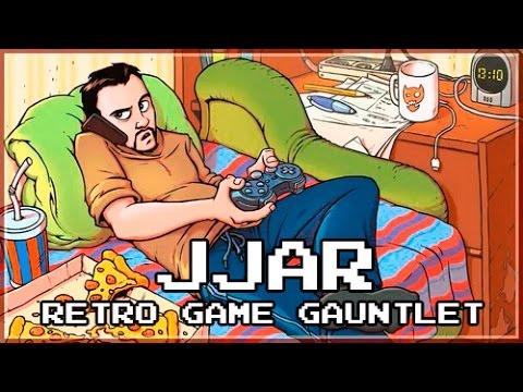 JjAR и Retro Game Gauntlet (полная версия). День 11. Часть 1 - Master System
