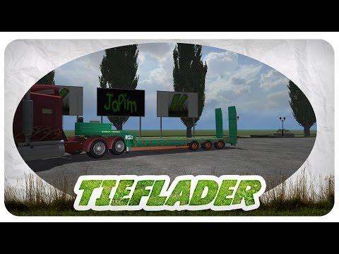 Pack Low Loader Aguas Tenias v3.0 MR