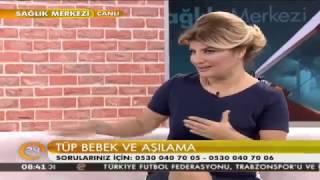 Tüp Bebek ve Aşılama - 24TV Sağlık Merkezi - Prof. Dr. Süha Sönmez - 11.12.2016