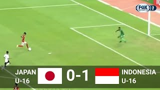 Video JAPAN 0-1 INDONESIA FT ✓ U-16 JENESYS CUP JEPANG 2018 ✓ 11/03/2018 MP3, 3GP, MP4, WEBM, AVI, FLV Maret 2018