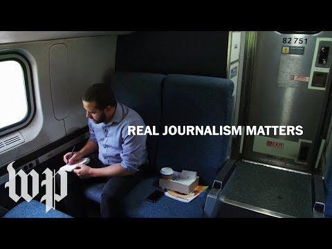 Real Journalism Matters | The Washington Post