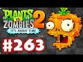 Plants vs. Zombies 2: It's About Time - Gameplay Walkthrough Part 263 - Halloween Lawn of Doom!