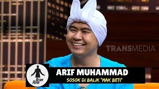 "Video Arif Muhammad,  Sosok di Balik ""MAK BETI"" 