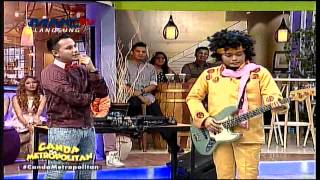 Video Siapa Raja Dangdut sebenarnya, Sule atau Mucle ? - Canda Metropolitan MNCTV (30/9) MP3, 3GP, MP4, WEBM, AVI, FLV Agustus 2018