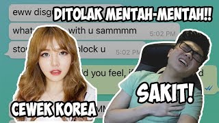 Video Text Prank Cewek Korea Pakai Lirik Lagu ( EdSheeran - How Would You Feel) MP3, 3GP, MP4, WEBM, AVI, FLV Mei 2019