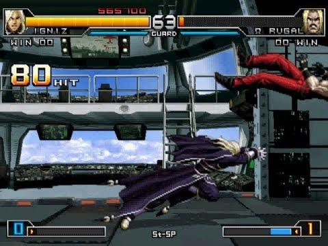 [TAS] KOF 2002 Unlimited Match Playstation 2 - Igniz BOSS Single Play