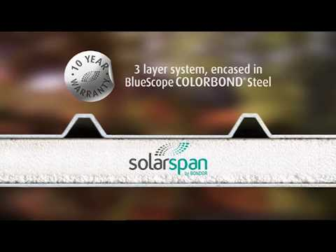 SolarSpan Insulated Patio & Pergola TV Commercial
