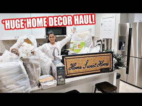 *huge* Home Decor Haul!