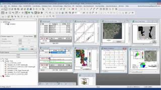 Webinar (2014-08-12): Soluciones de Geosoft para Geología Herramientas (Español)