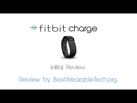 Fitbit Charge Review – Wearable Fitness Wristband