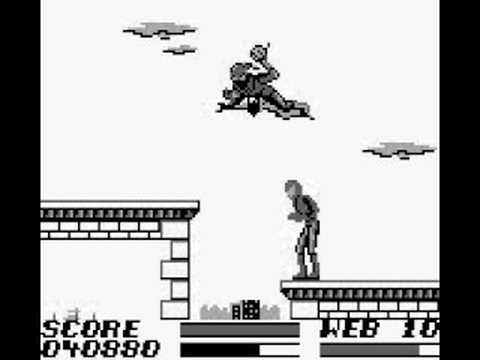 The Amazing Spider-Man Game Boy