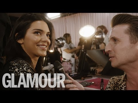 Kendall Jenner thinks Kourtney Kardashian could *actually* be a Victoria's Secret Angel | GLAMOUR UK