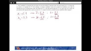Umh2072 2013-14 Unidad 3 Descripción De Datos Y Distribuciones. Problema 1