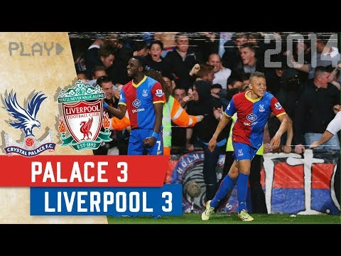 Crystal Palace 3-3 Liverpool | Crystanbul Classic